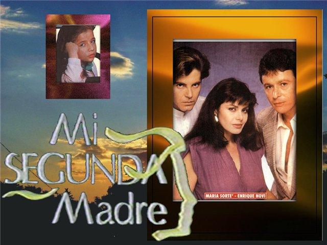 афиша мексиканского сериала мой вторая мама