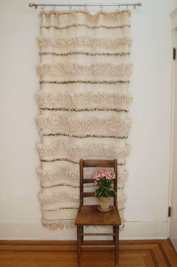 Варианты дизайна марокканского свадебного одеяла/покрывала/пледа - панно на стену  по мотиву