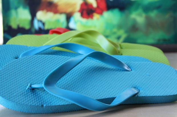 старые или новые дешевые шлупки с резиновой перемычкой