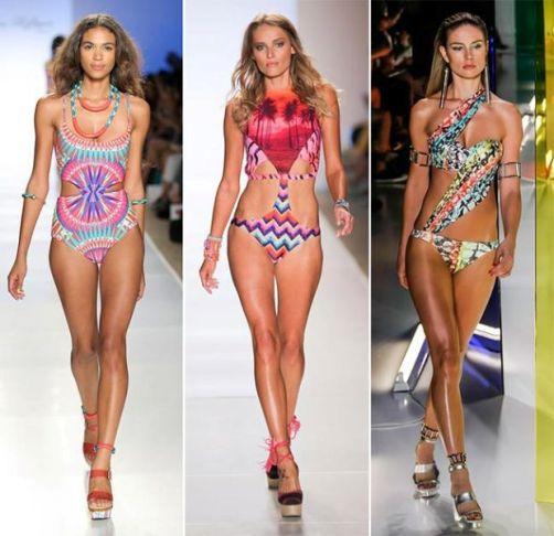 Как выбрать купальник: пляжная мода 2015