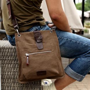 Как мужская сумка через плечо приобрела широкую популярность