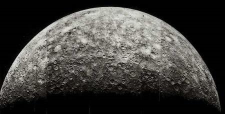 Как устроены планеты Солнечной системы: Меркурий
