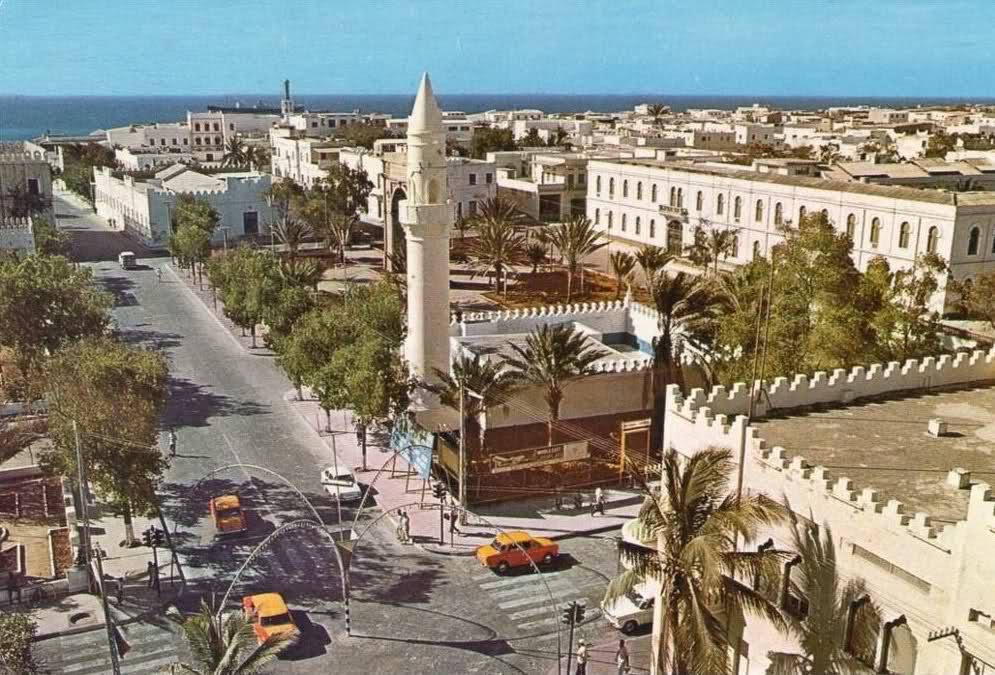 Могадишо, Сомали (Mogadishu, Somalia)
