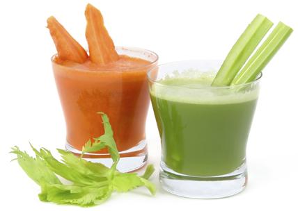 капустный и морковный соки