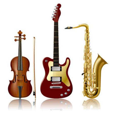 Музыкальные инструменты ...
