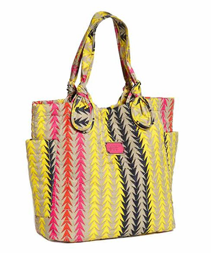 Marc Jacobs Pretty Nylon Lil Tate Tote