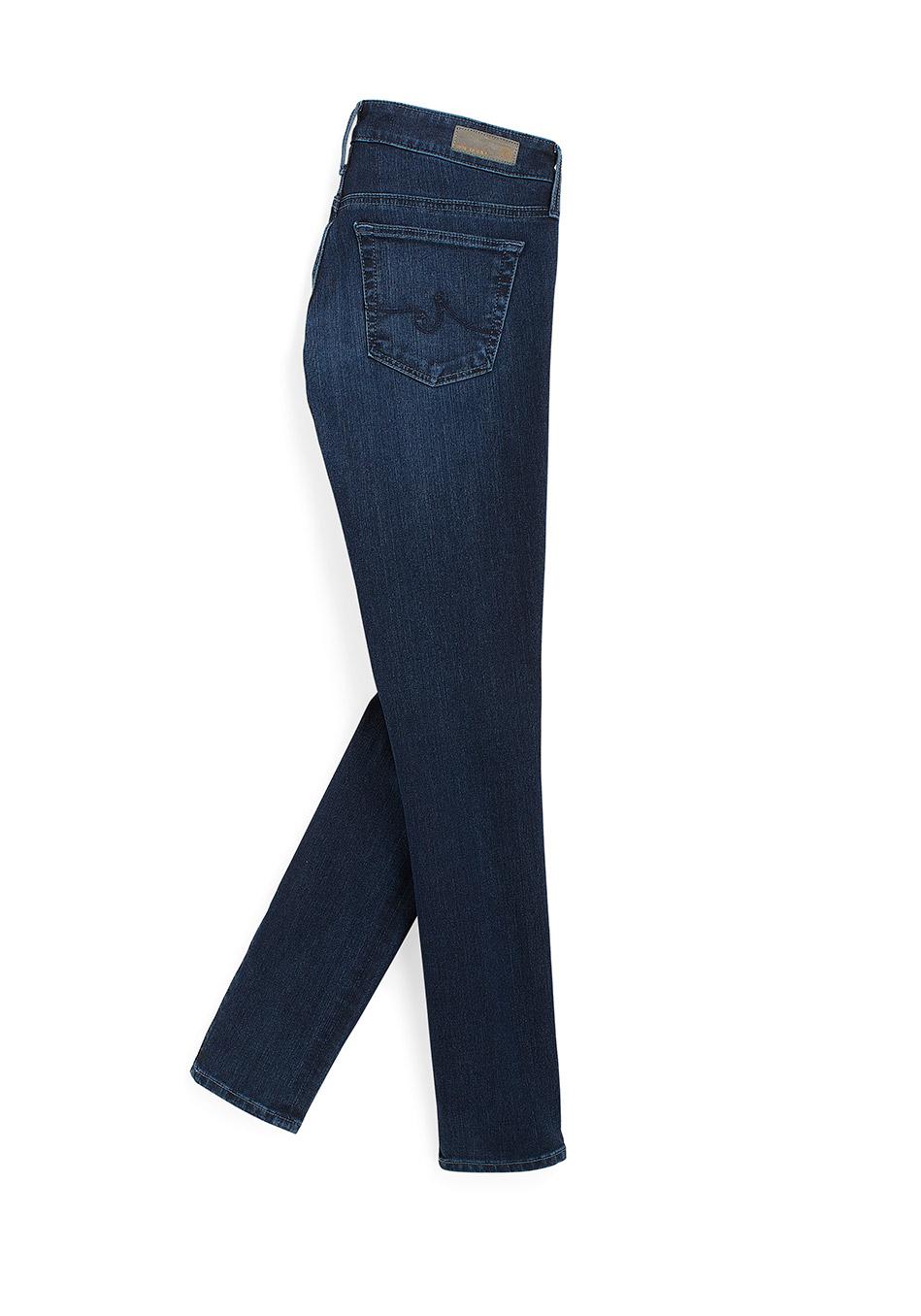 AG Contour 360 Jean из японского денима, сужает бедра, уменьшает попу