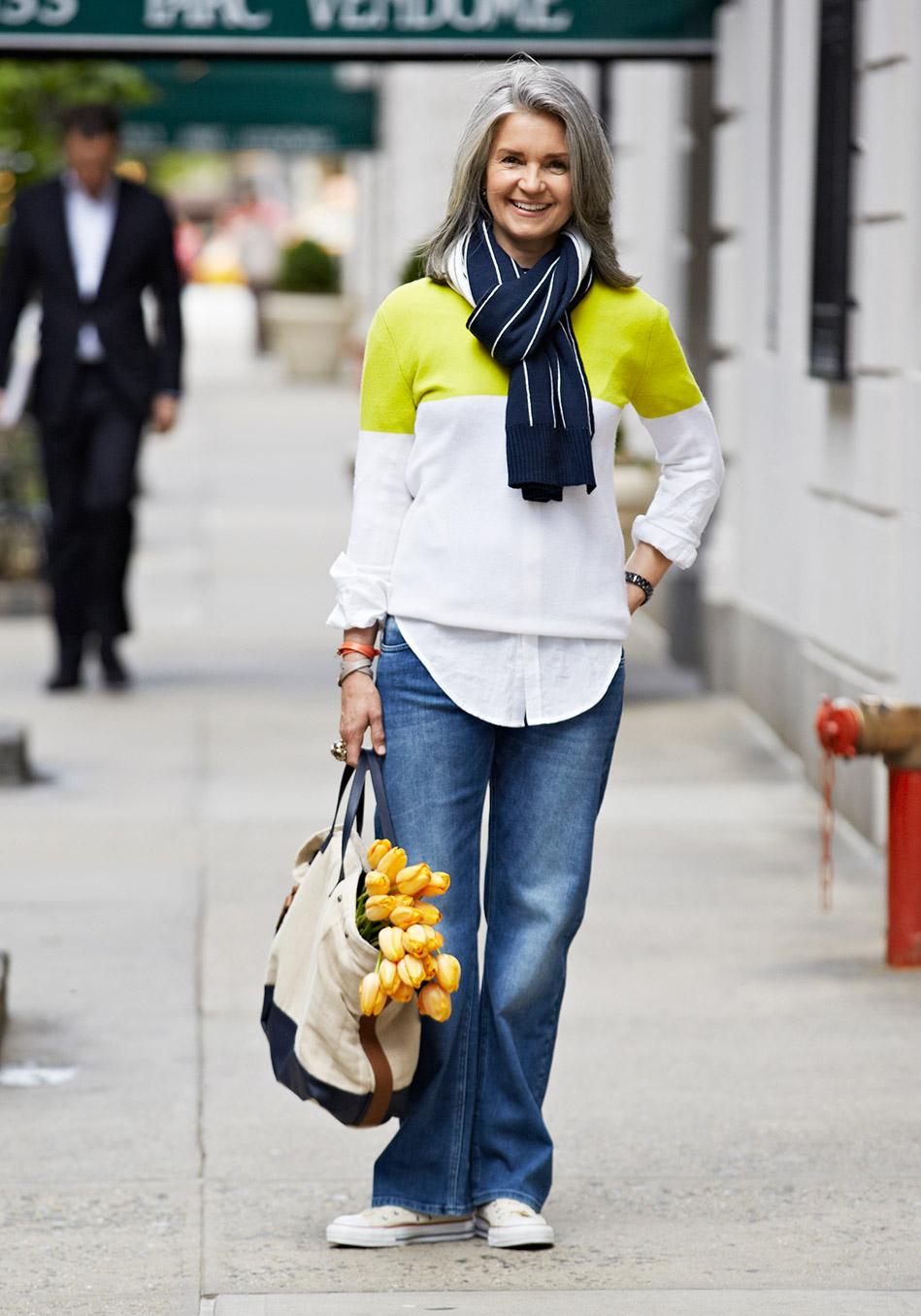 джинсовые вещи, модные тренды осень 2014:  мужской крой брюк