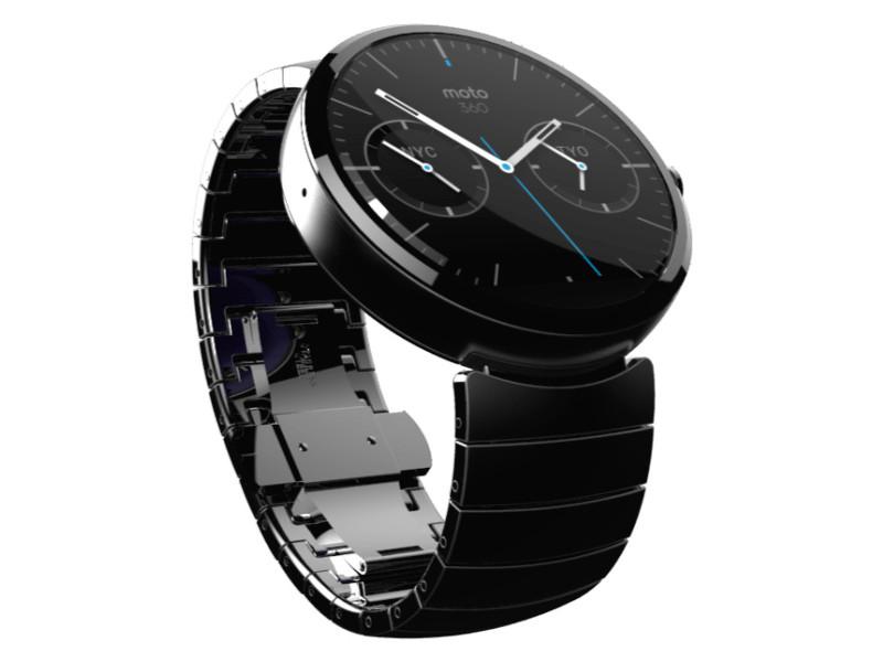 умные часы Moto 360