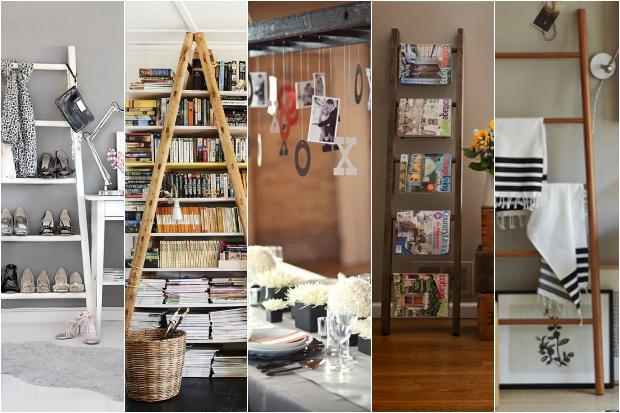 Как подарить новую жизнь старой лестнице: идеи