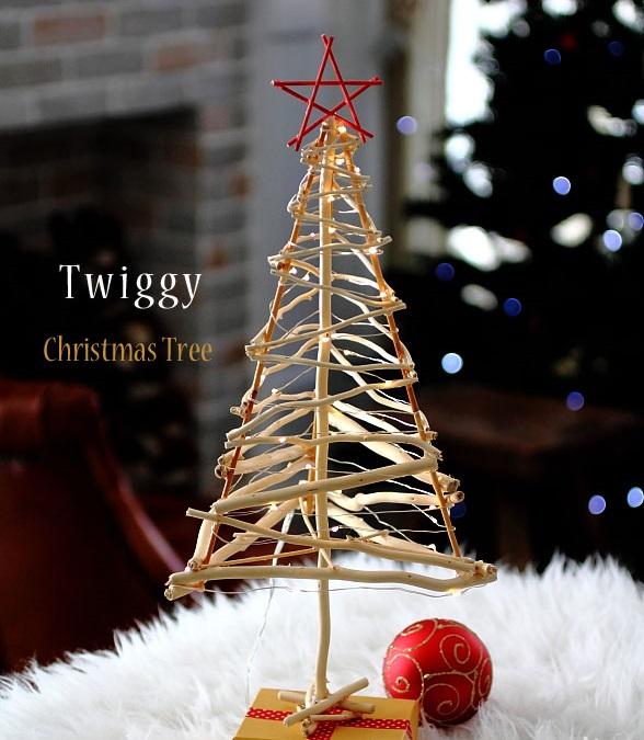 Ну и, конечно, экостиль - это и новогодние елки из других натуральных материалов