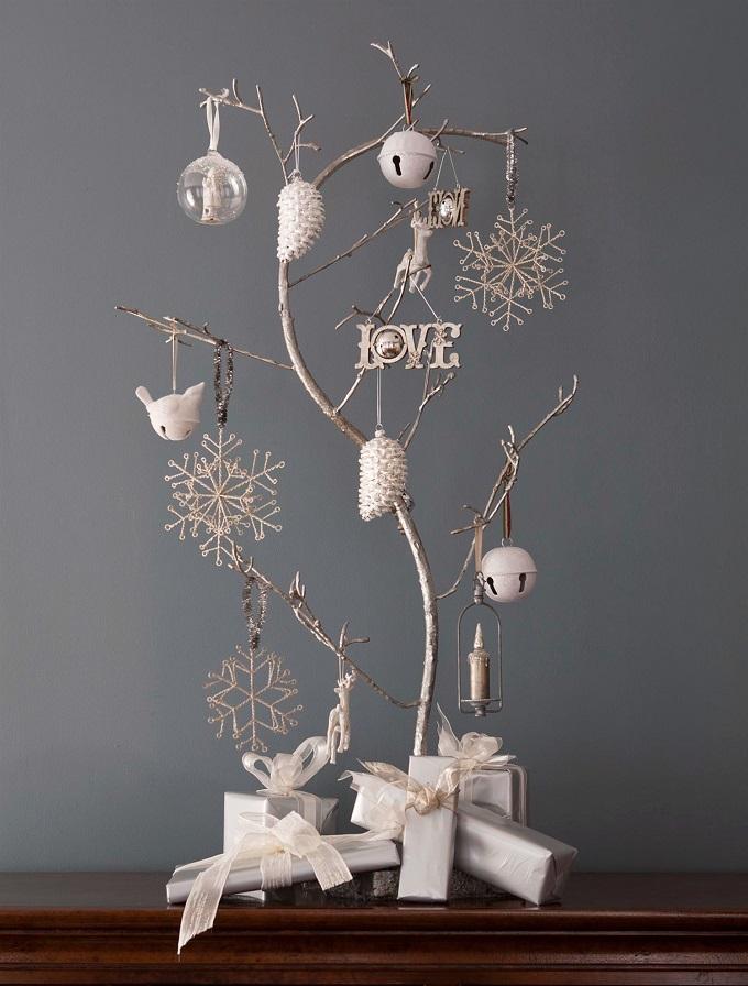 Как роскошно украсить елку в стиле а-ля натюрель (экостиль): коммерческие игрушки от марки Balsam Hill