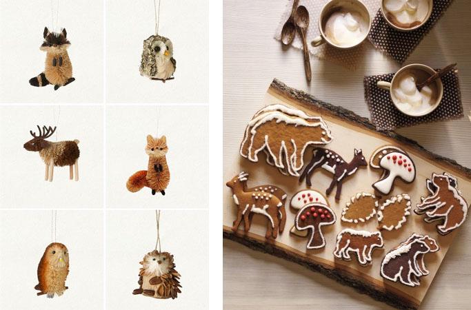 Помните, что красивое твердое печение тоже может стать елочной игрушкой!
