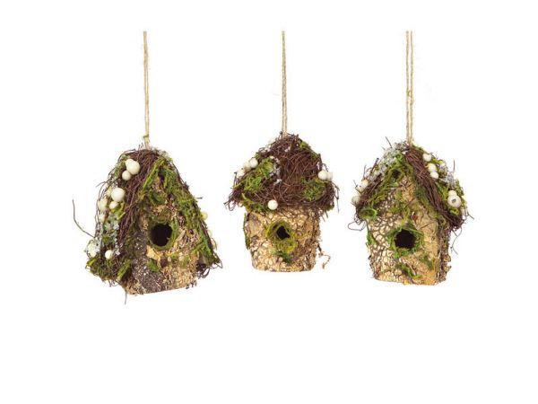Как роскошно украсить елку в стиле а-ля натюрель (экостиль): коммерческие игрушки