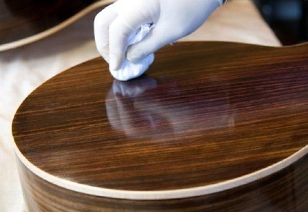 Оливковое масло как полироль для мебели