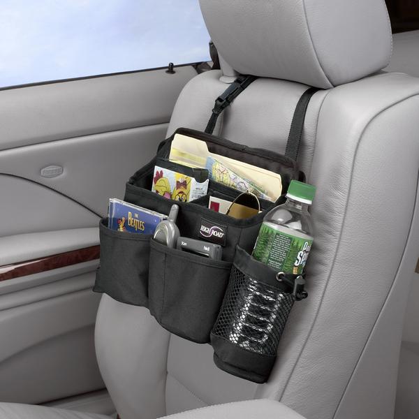 организаторв машину: подвесной для журналов, планшета, бутылок