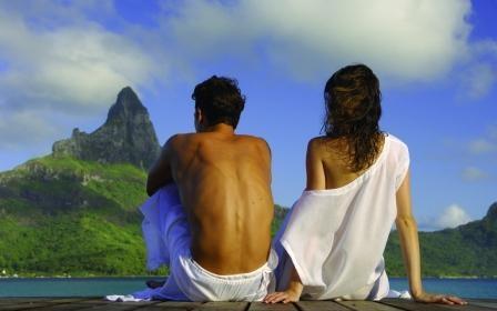 Совместный отпуск пары