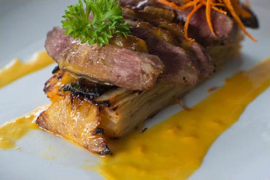 аутентичная французская кухня на острове Реюньон