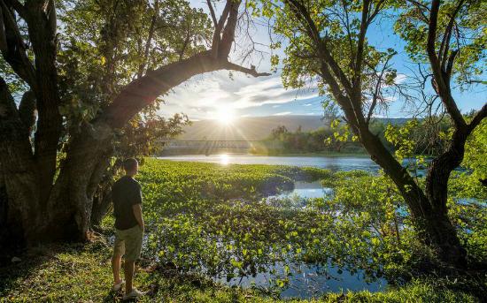 природные контрасты Реюньона: пышная сторона острова
