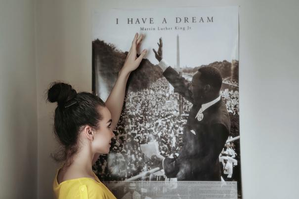 «Есть мечта – тогда тянитесь к ней. Сделайте это до того, как сделает кто-то другой».