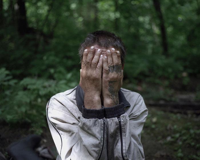фотограф Данила Ткаченко: отшельник