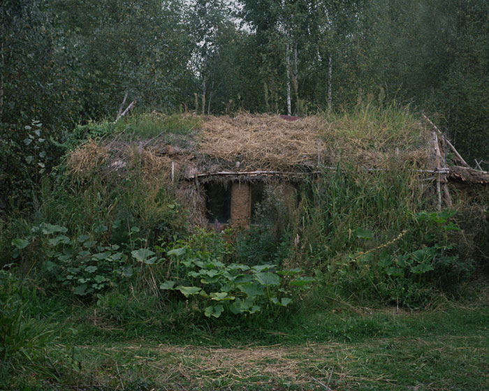 фотограф Данила Ткаченко: дом отшельника