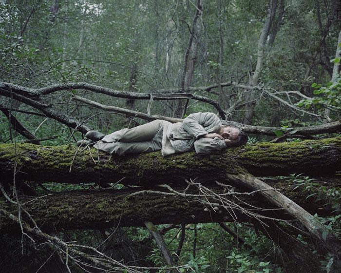 Как живут современные отшельники фотограф Данила Ткаченко