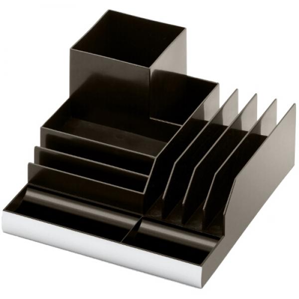 Обычным коммерческим штампованным черным/серым органайзером первоклашке тоже не обойтись сразу по многим причинам