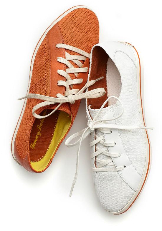 кеды от Tommy Bahama с технологией Relaxology для легких и стройных ног