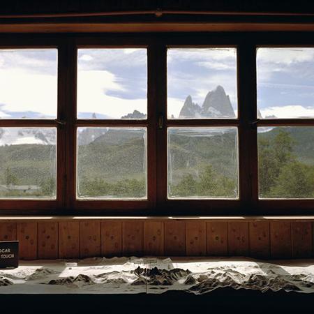 восхитительный вид на горы