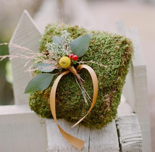 Как найти оригинальную альтернативу цветочным свадебным композициям
