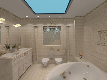 Как выбрать светильники для ванной комнаты?