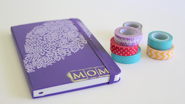 Как сделать лучший подарок маме на любой праздник: ежедневный дневник, как мама делаем меня счастливым(ой)
