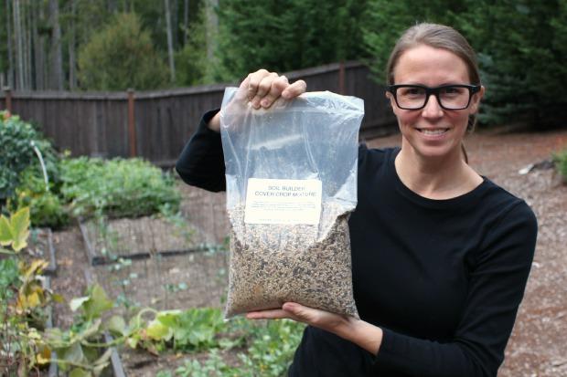 Как улучшить состояние садовой/огородной почвы за осень и зиму
