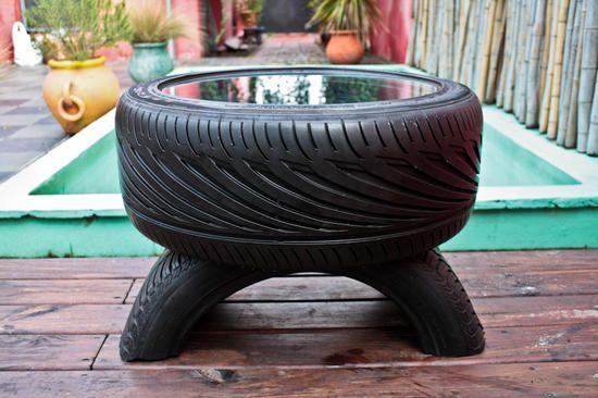 Прудики/водоемы или поилки из автомобильных шин