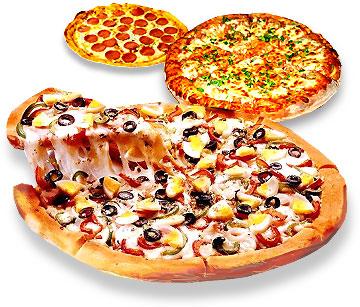 пицца подойдет?