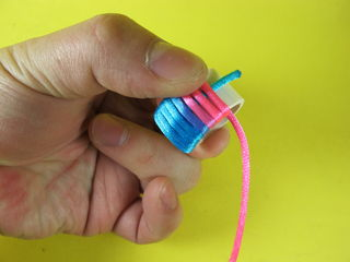 Как сделать портняжное кольцо-игольницу: вариант 2