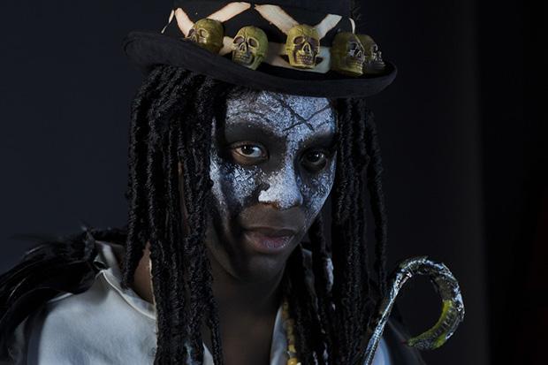 Как сделать костюм Папаши Легба (религия вуду) на Хэллоуин