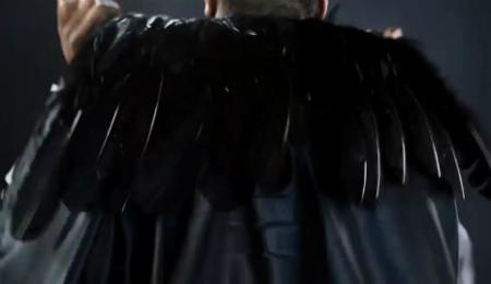 костюм на Хэллоуин - готовый плащ Папаши Легба - вуду