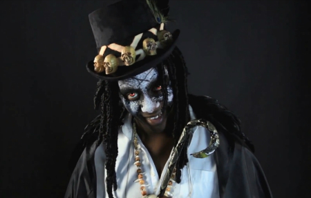 готовый костюм на Хэллоуин - Папа Легба