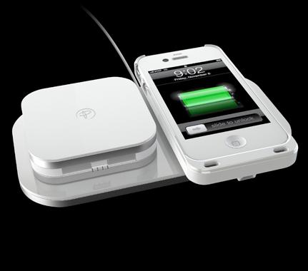 Powermat: беспроводная подзарядка техники домашний вариант + банк энергии