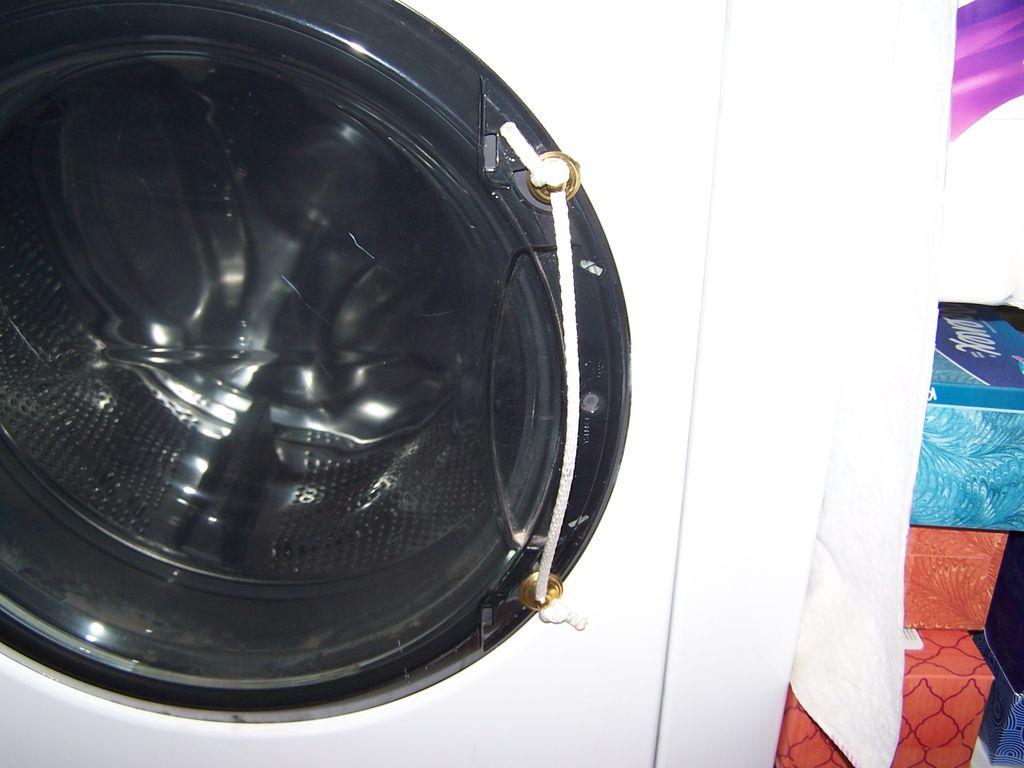 Как починить/заменить оторвавшуюся ручку стиральной машины