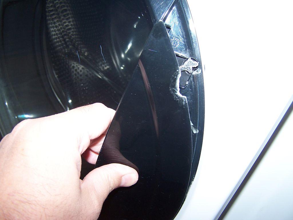 оторвалась ручка стиральной машины на месте крепления