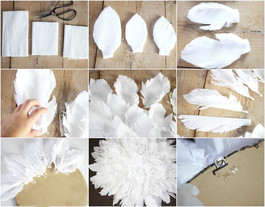 Как сделать панно в стиле шебби-шик для спальни - пошаговая инструкция в картинках