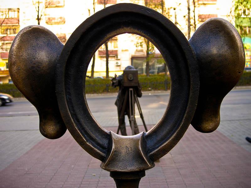 памятник Пермяку - соленые уши