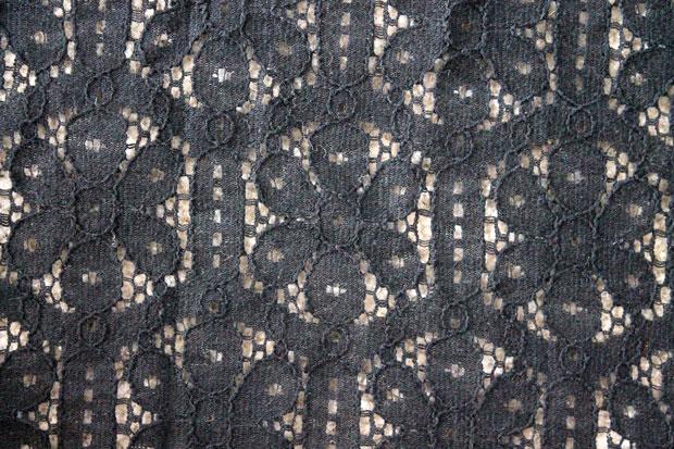 Найдите симпатичное кружево под цвет ткани блузы