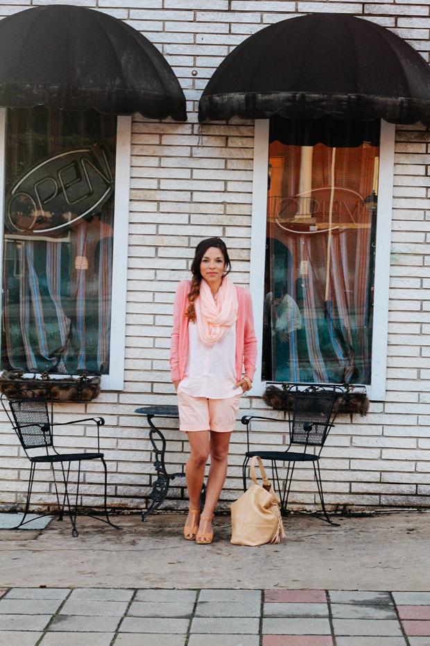 мода лето 2014: пастельные оттенки - цветной монохром