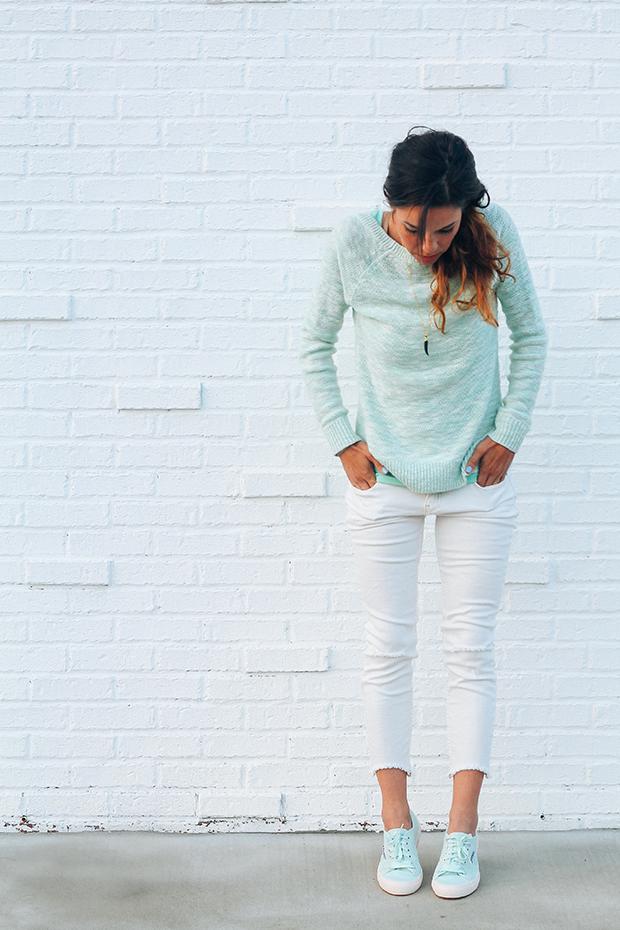мода лето 2014: пастельные оттенки - аксессуары, соответствующие одежде