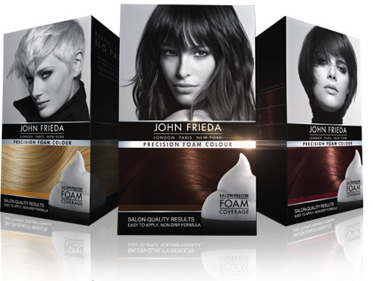краска John Frieda Precision Foam Colour