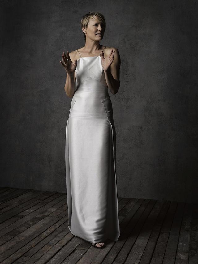Фотопортреты звезд от Марка Селиджер (Mark Seliger) после церемонии Оскара: Робин Райт